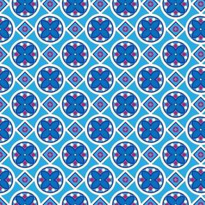 Moroccan Tile - Angler
