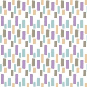 Paint stripe -Colorway 3