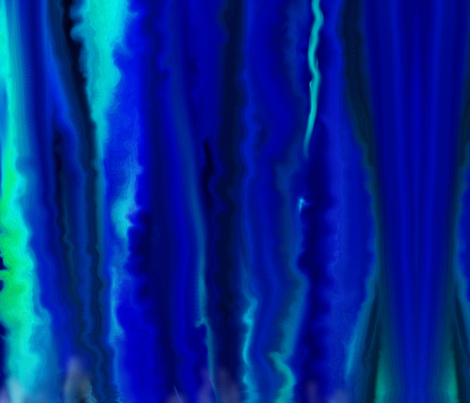 ocean_dark_blue_turbulance fabric by ladyfayne on Spoonflower - custom fabric
