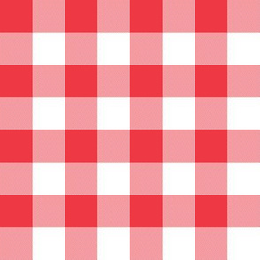 "1""strawberry gingham check"