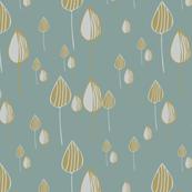 Tree Drops - Green
