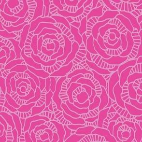 Modern Blossom - Pink Bliss
