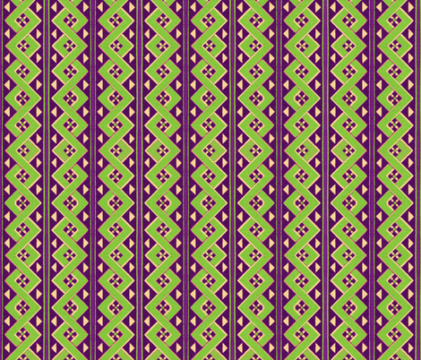 moyen age 201 fabric by hypersphere on Spoonflower - custom fabric