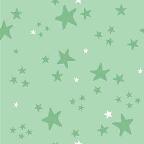 Circus Stars Seafoam