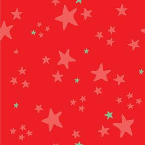 Circus Stars Red