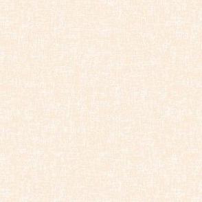 Cream Off - white Linen Texture || Mid-Century Modern Beige