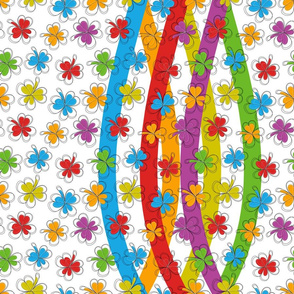 Abstract-Summer-Border-Print