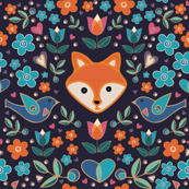 Little Foxes in the Garden