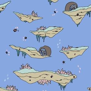Gem Islands in the Sky
