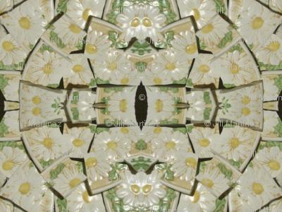 Geometric Flower Child