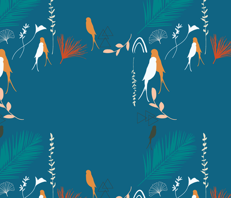 Escape fabric by 38thandtemple on Spoonflower - custom fabric
