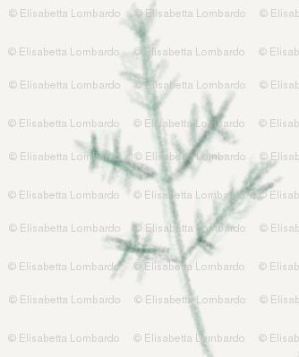 Hand-drawn trees