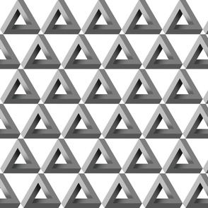 impossible triangle 3