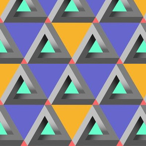 impossible triangle 5
