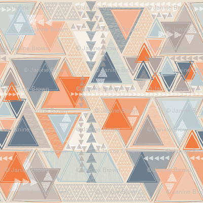 Tribal Triangles