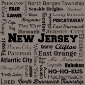 New Jersey cities, gray
