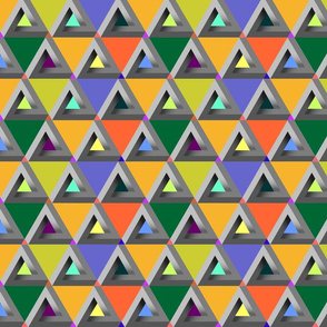 impossible triangle 6