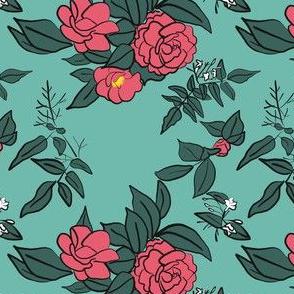 Camellia & Jasmine
