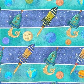 Spaceships & Stripes