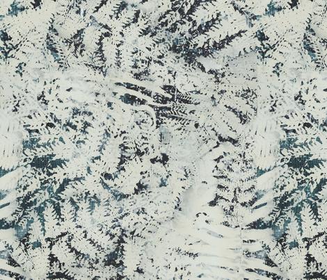 Ferns fabric by alexandradyer on Spoonflower - custom fabric