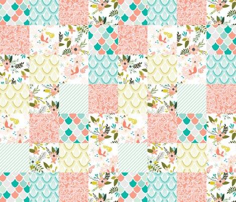 Rcoral-reef-mermaid-patchwork-blanket_shop_preview
