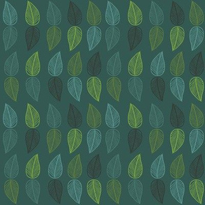 Forest Leaves