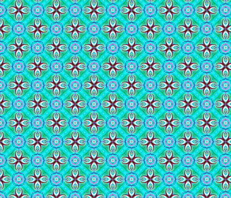 psychedelic_designs_269 fabric by southernfabricdiva on Spoonflower - custom fabric