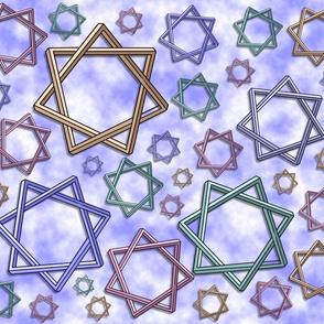 7-pointed impossible star
