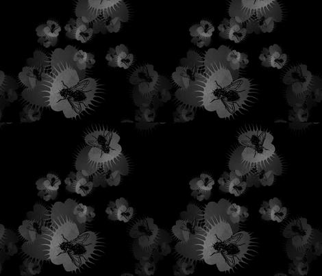 Delambre by gauntt fabric by bygauntt on Spoonflower - custom fabric