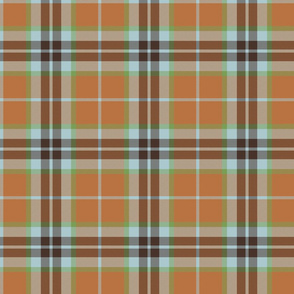 Thomson/MacTavish hunting tartan, ancient