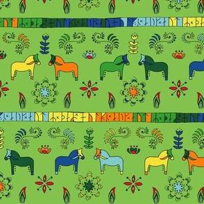 Swedish Horses and Runes