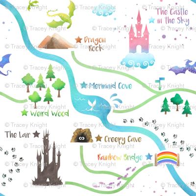 Fairytale Map