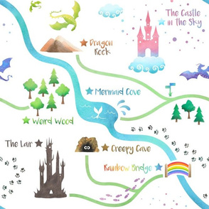 Fairytale Map