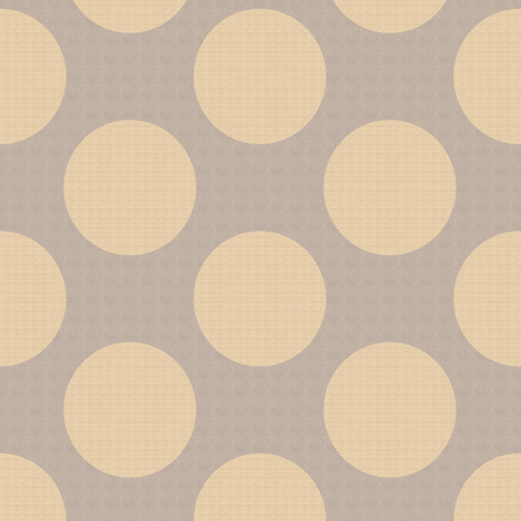 Handmade Paper Dots 7 fabric by anniedeb on Spoonflower - custom fabric