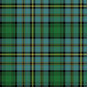 "Hope Vere / Weir tartan 3, 10"" light"