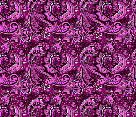 paisley_g fabric by leroyj on Spoonflower - custom fabric