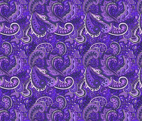 paisley_j fabric by leroyj on Spoonflower - custom fabric