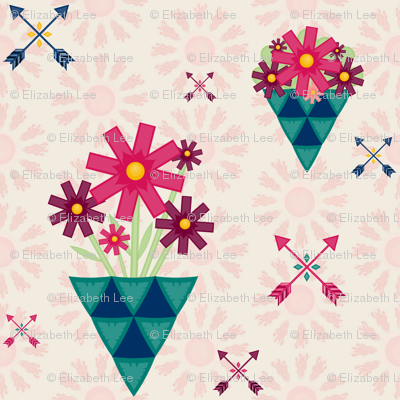 Boho_Flowers_&_Arrows
