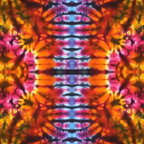 Blooming Tie Dye