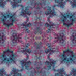 Winter Wonderland Tie Dye