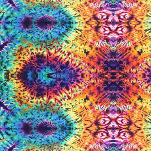 Crystal Ball Tie Dye Repeat