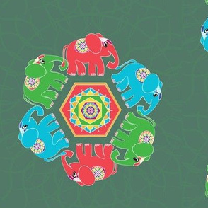 Elephant Circles multi