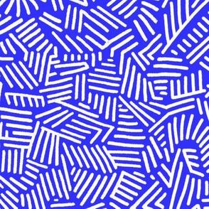 Strokes / Blue