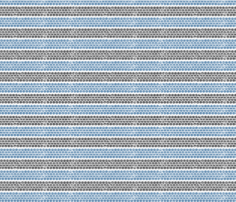 Tire Track Stripes Blue and Gray fabric by halfpintpartydesign on Spoonflower - custom fabric
