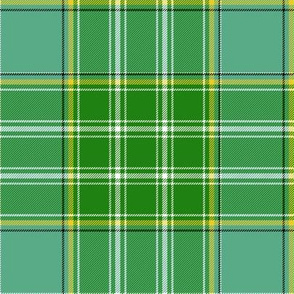 "Currie of Balilone tartan, 6"" light"