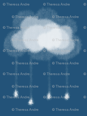 Clouds and Raindrops