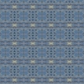 Blue Cloudy Sky Birds