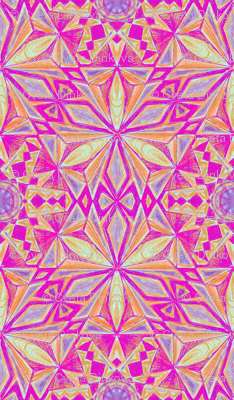 Crystalline Forms Pink