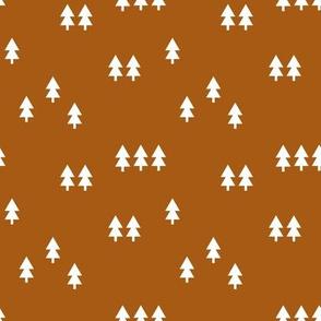 trees || dark maple