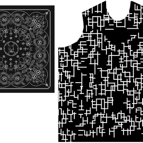 Prompto Bandanna & Shirt - Small Sizes